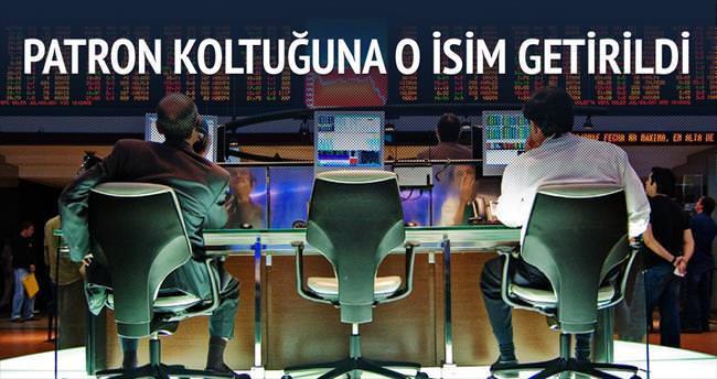 Borsa İstanbul'un yeni başkanı Karadağ