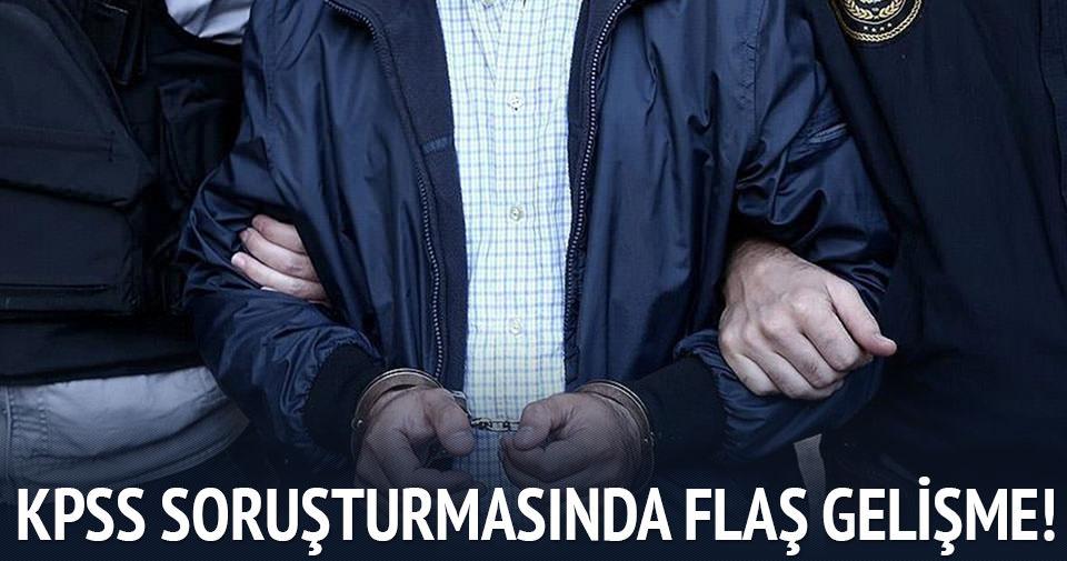 KPSS'de 13 tutuklama