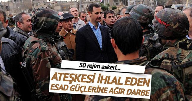 50 rejim askeri etkisiz hale getirildi