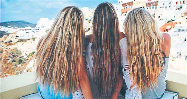 Saçlarınız yaza hazır mı?