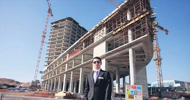 Ankara projeleri Dubai Cityscape'de