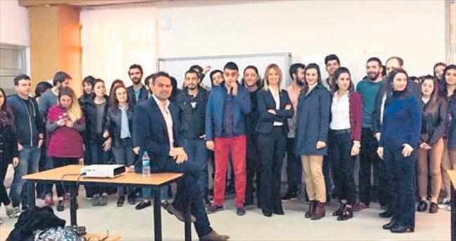 Canpa'dan üniversitelilere ısı yalıtımı eğitimi