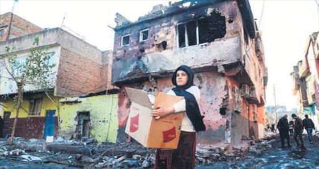 Sur'da kira borcu olana da af geldi