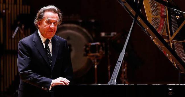 Ünlü piyanistten 'müzik ziyafeti'
