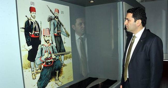 Torunlarından Gazi Osman Paşa'ya vefa