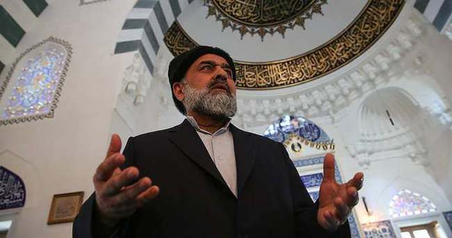 İslam medeniyetinin merkezi camilerdir