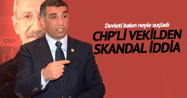CHP'li vekilden olay yaratacak açıklama