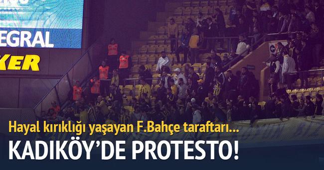 Kadıköy'de protesto var!