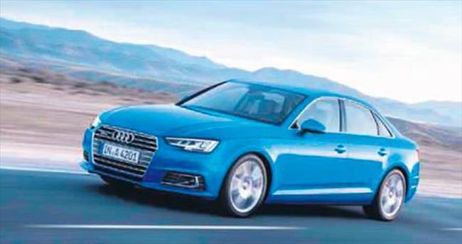 Audi A4'e vergi avantajlı motor