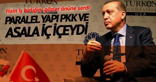 PKK, Paralel Yapı ve ASALA yan yanaydı