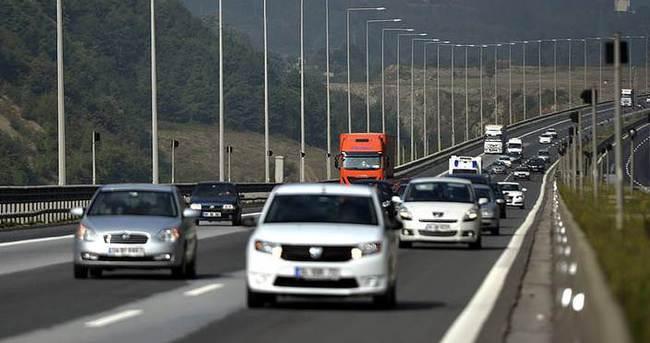 Trafikteki her dört araçtan biri muayenesiz