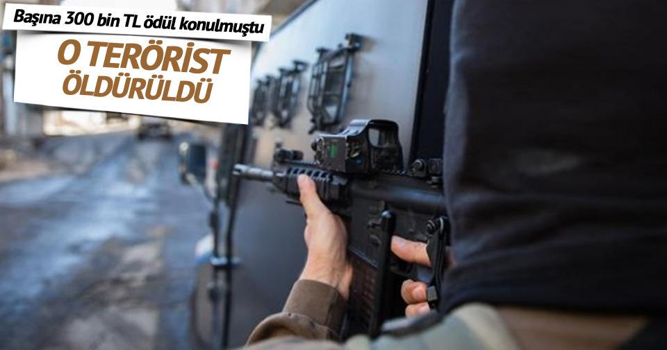 PKK'nın sözde kadın sorumlusu öldürüldü