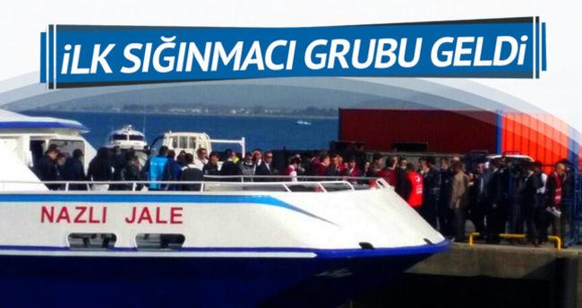Mülteci gemileri yola çıktı!
