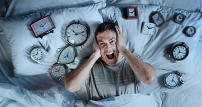 Uyku bozukluğunun sebepleri