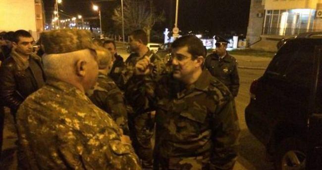 Ermenistan'da seferberlik ilan edildi