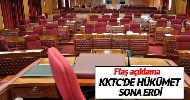 KKTC'de kolalisyon ortağı UBP'li bakanlar istifa etti