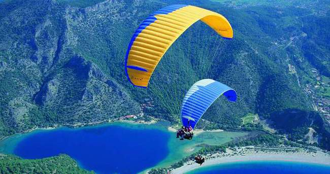TÜSİAV'dan 'Tatilini Türkiye'de yap' çağrısı