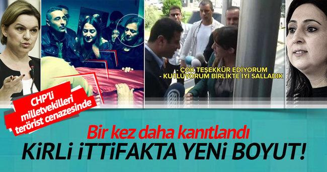 CHP'li Böke'den HDP'ye: AK Parti''ye karşı cephe olalım