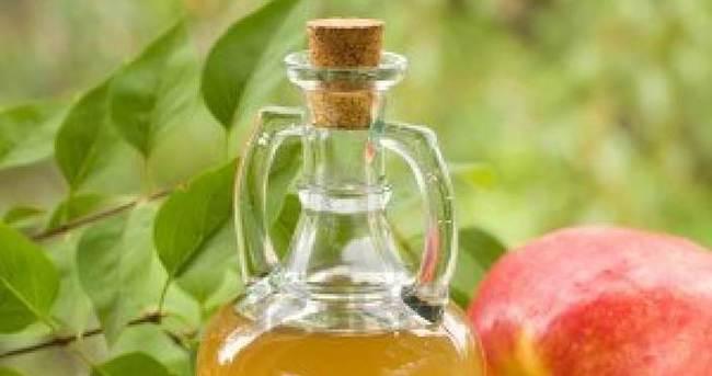 Elma sirkesi karaciğeri koruyor