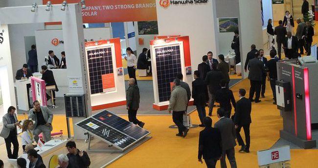 Solarex İstanbul'a geri· sayım başladı!