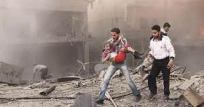 Azez'de çatışmalar sürüyor