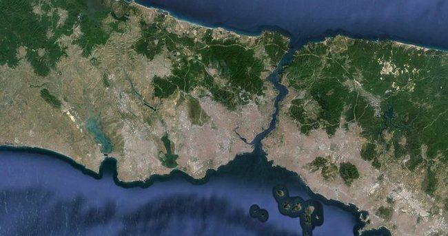 İstanbul'un yüzde 45'i orman