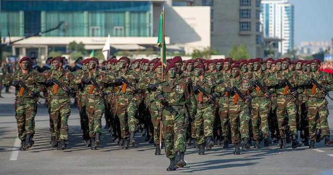 Ermenistan-Azerbaycan cephe hattındaki çatışmalar