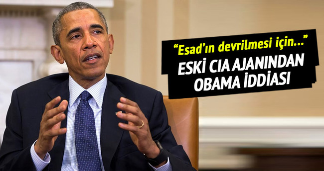 Eski CIA ajanından Obama iddiası