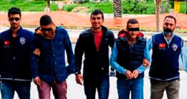 Gasp şüphelisi iki kişi tutuklandı