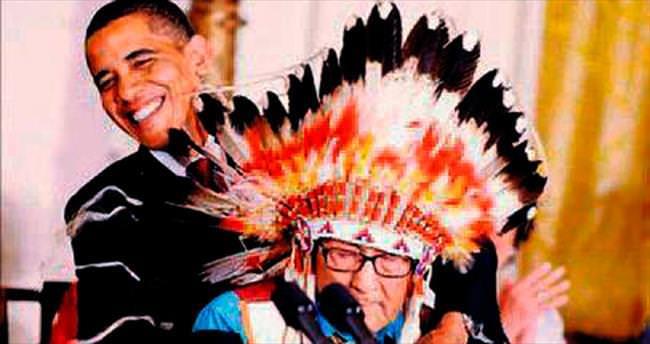 'Büyük Şef' Crow 102 yaşında öldü