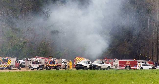 ABD'de helikopter düştü: 5 ölü