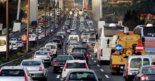 İstanbul trafikte dünya üçüncüsü