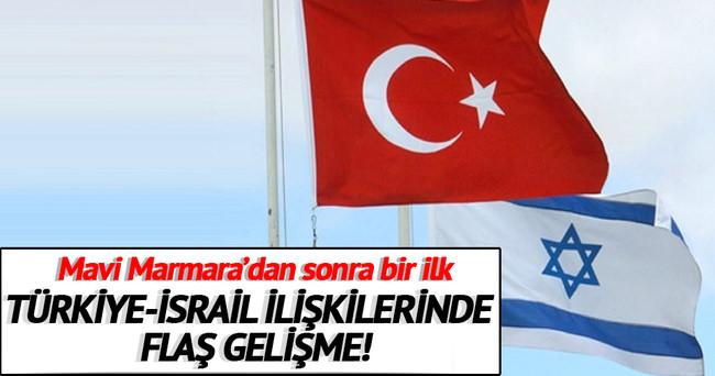 İsrail ve Türkiye perşembe günü biraraya geliyor