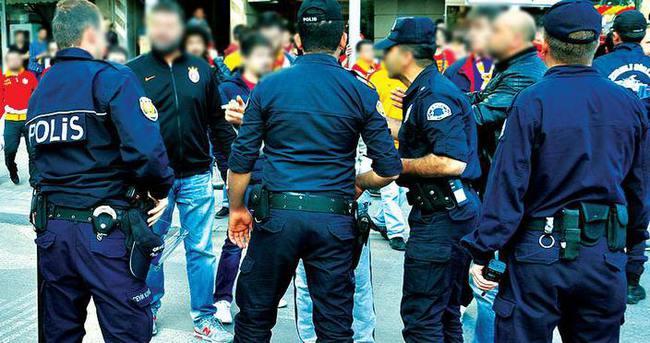 Antalyaspor-Galatasaray maçına bin 350 güvenlik görevlisi
