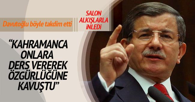 PKK'nın elinden kaçmayı başaran il başkanı AK Parti grup toplantısında