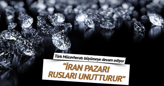 İran pazarı Rusları unutturur