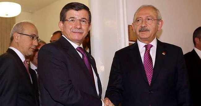 Davutoğlu, Kılıçdaroğlu'nu takip listesinden çıkardı