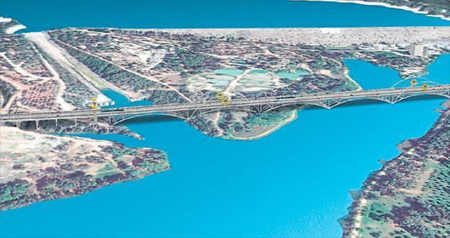 Adana gündemi Bahçeli Köprüsü