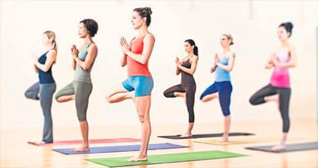 Yoga ile zinde kalın