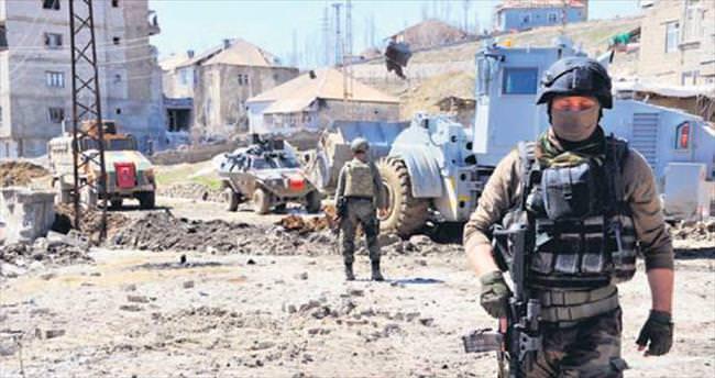4 ilde 18 terörist öldürüldü
