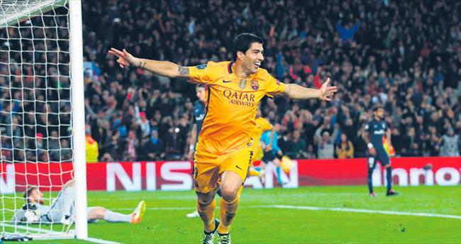 Barça'nın Suarez'i var