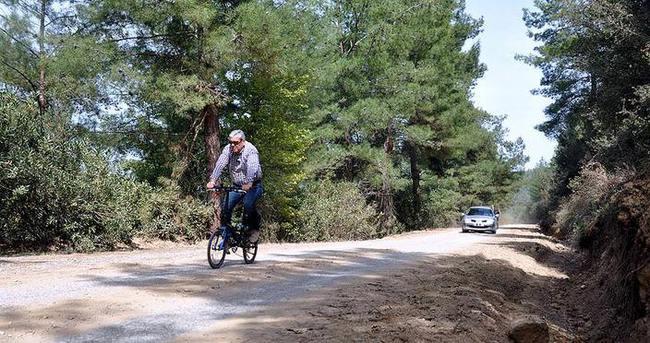 'Kanuni'nin yolu'nu bisikletle geçecekler
