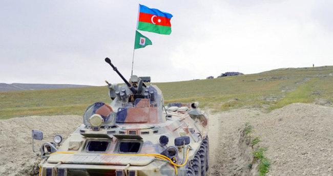 Azerbaycan'dan Ermenistan'a ateşkes ihlali suçlaması