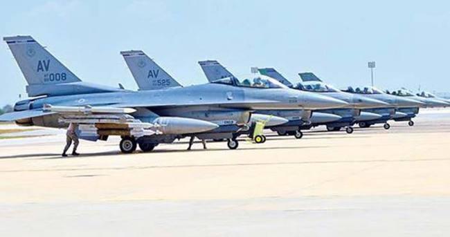 Kuveyt, İtalya'dan 28 savaş uçağı satın aldı