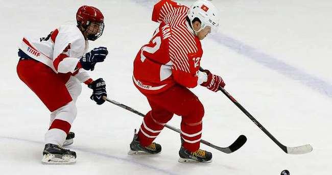 Buz Hokeyi Milli Takımı şampiyonluğa koşuyor