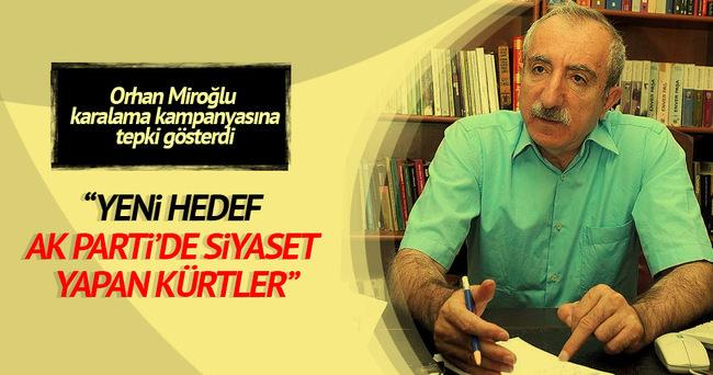 Yeni hedef AK Parti'de siyaset yapan Kürtler