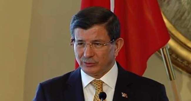 Başbakan Davutoğlu, Finlandiya'da konuştu