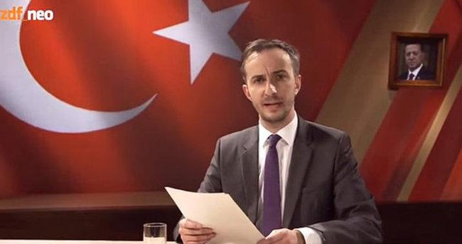 Cumhurbaşkanı Erdoğan'a hakaret eden Alman sunucuya 5 yıl ceza