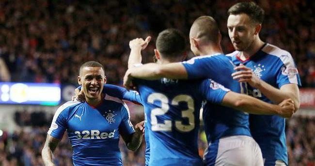 Glasgow Rangers yeniden Premier Lig'de