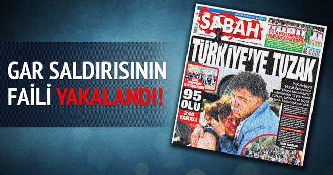 Ankara garı saldırısında flaş gelişme!